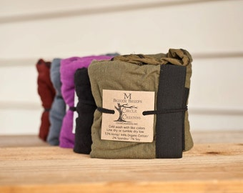 5 pair package deal/ Boxer Brief Hemp and Organic Cotton
