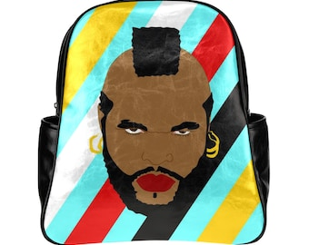 MR. T backpack