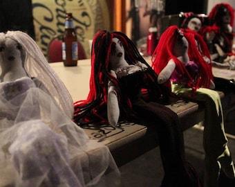 Gothic Mermaids dolls