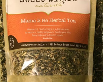 Mama 2 Be Herbal Tea