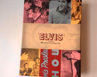 Elvis 14 paper reproductions