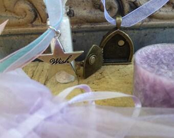 FAIRY WISH, Fairy Wishing Powder, Fairy Magic, Fairy Vision, Spell Powder, Fairy Kits, Faerie Magick, Fairy Door, Unique Stocking Stuffer