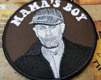 Ed Gein Embroidered Patch