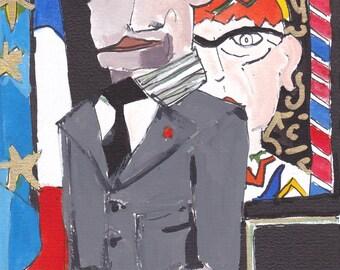 Nicolas Sarkozy and me