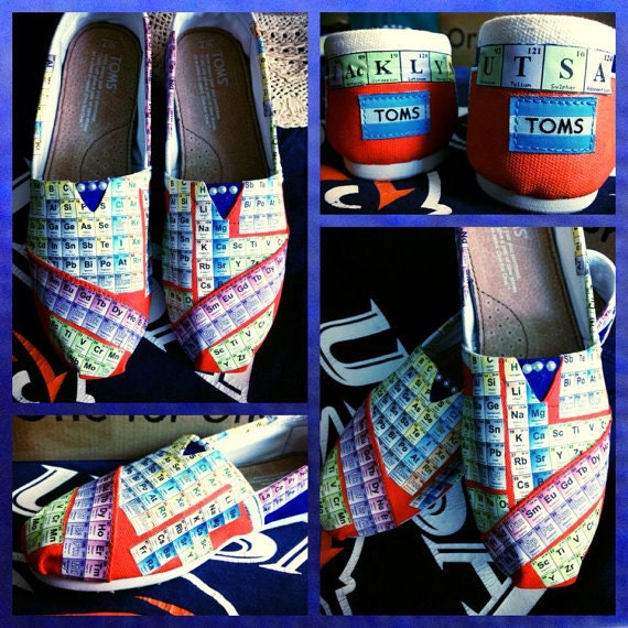 Womens custom made periodic tableutsa toms designed and zoom urtaz Images