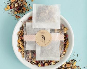 Wedding Bridal Shower Favor: Bath Teas lavender bath soak