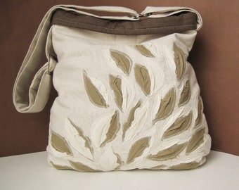 Blossom -Small shoulder bag with an adjustable strap -FREE SHIPPING-