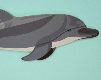 Dolphin Wall Decoration