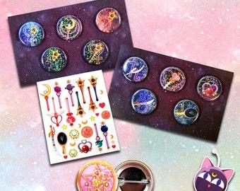 Holo-Senshi-Ual Gift Pack