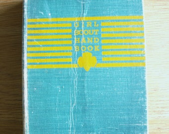 1940's Girl Scout Hand Book