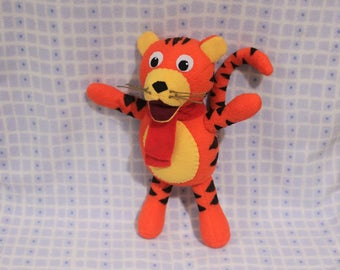 Tiger Fleece Toy