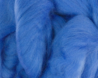Dreams Merino Tussah Silk Combed Top Wool One Ounce for Felting and Spinning