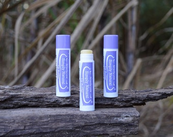 Organic - Lip Butter - Manic Mixed Berry - Lip Balm - Lip Salve - Natural