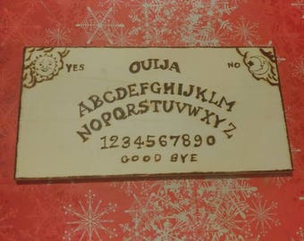 OUIJA Spirit table in Wood