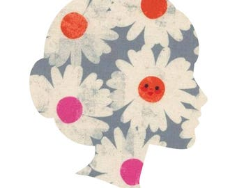DAISIES Lucy & Mabs Reusable pad or pantyliner / Made to Order