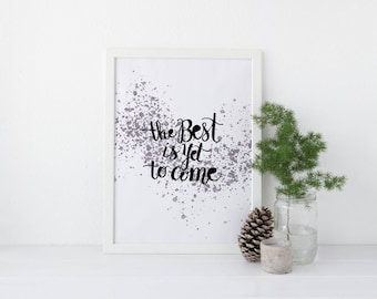 The Best Art Print, A4 Art Print, Gifts for Him, Gifts for Her, Christian Gifts, Home Decor