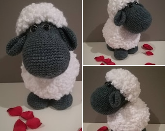 George the Adorable Sheep