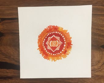 Fireball Mandala