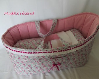 Puppe baby wiege etsy