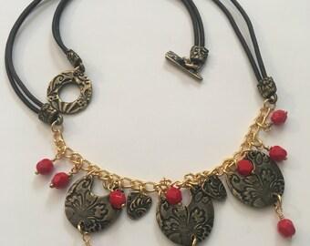 Flora Necklace Inspiration