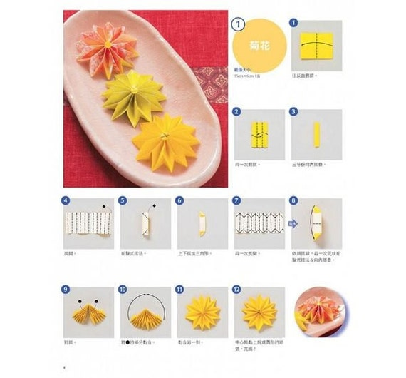 75 Cute And Lovely Origami Food And Sweet Dishes Japanese Paper
