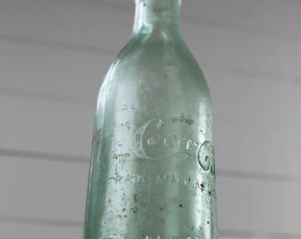 Circa 1904-1905 Straight Sided Coca Cola Bottle Albany, Ga. Ohio Glass Company