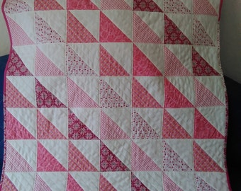 Baby Quilt/Play Blanket/ Wall Hanging