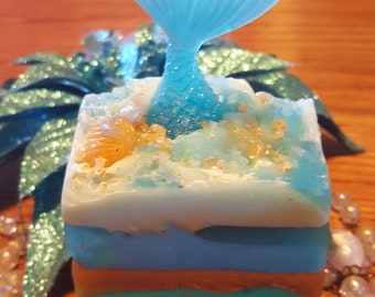 8th & Ocean Mermaid Homemade Soap