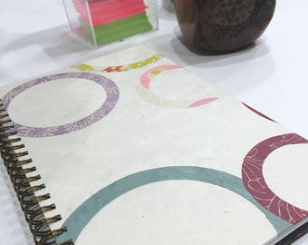 Ruled Journal - Multicolors Part 1 - Small Lined Notebook - CHOOSE YOUR COVER