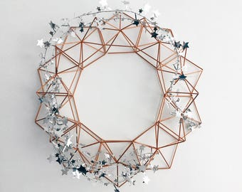 Geometric HIMMELI wreath