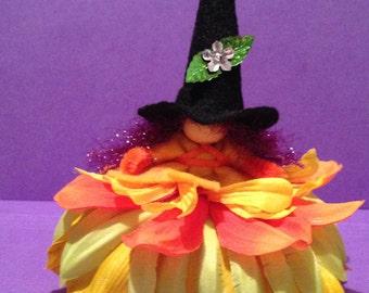 Halloween Ornament Fairy