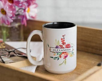 Personalized Mugs For Her