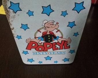 Popeye Tin