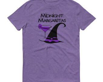 Midnight Margaritas Cheeky Witch T-Shirt