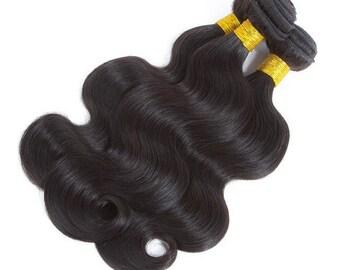 100% Virgin Brazilian Human Hair Body Wave