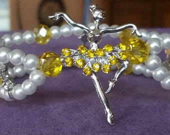 Beautiful Ballerina Bracelet
