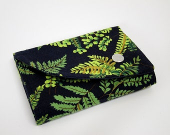 Compact Wallet with coin purse - NZ Ferns