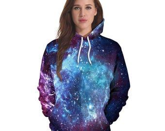 Space galaxy hoodie