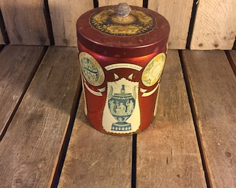 Vintage Confectionary Tin
