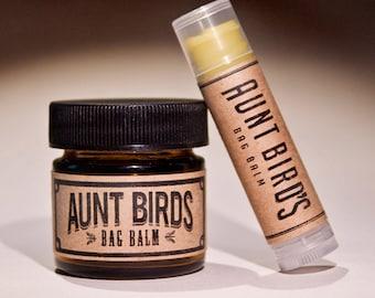 Aunt Birds Bag Balm
