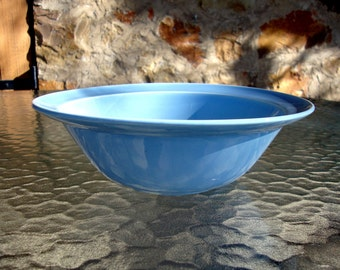 Luray vegetable bowl serving dish round bowl windsor blue casserole Taylor Smith and Taylor pastels