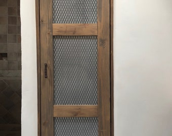 Linen Closet Door