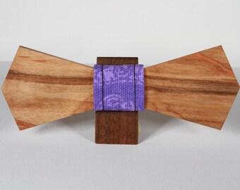 Bow tie wooden Apollo (Ambrosia)