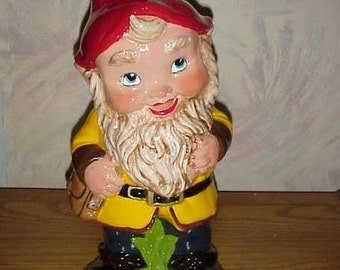 Papa Garden Gnome