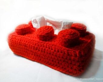 Tissue Box cover RETRO