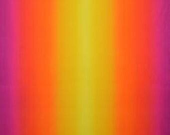 Gelato Dark Pink to Yellow - Fabric by the Yard