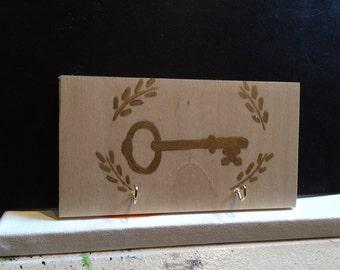 Golden Key Hook