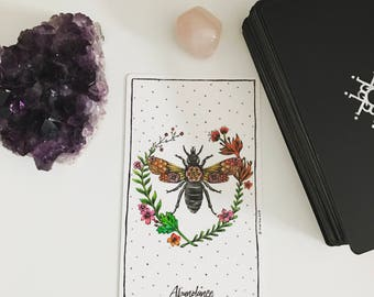 One Card Reading