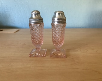 Miss America Pink Salt and Pepper