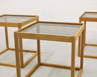 Side table/end table / Design by Kurt Østervig / 1960s / Mid century Modern / Danish design